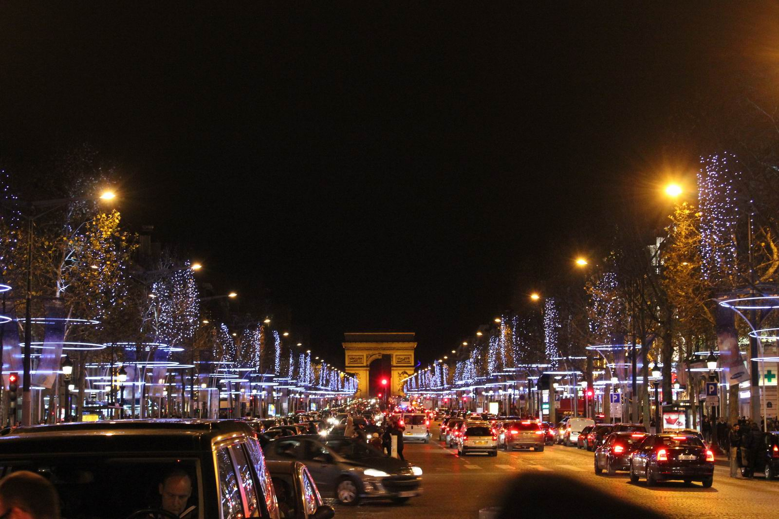 #A86A23 Illuminations Champs Elysees Cake Ideas And Designs 5365 decorations de noel champs elysees 1600x1066 px @ aertt.com